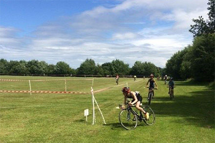 National IAPS Triathlon Title in the Junior School once more