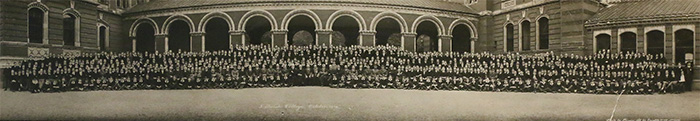 Whole College Photograph
