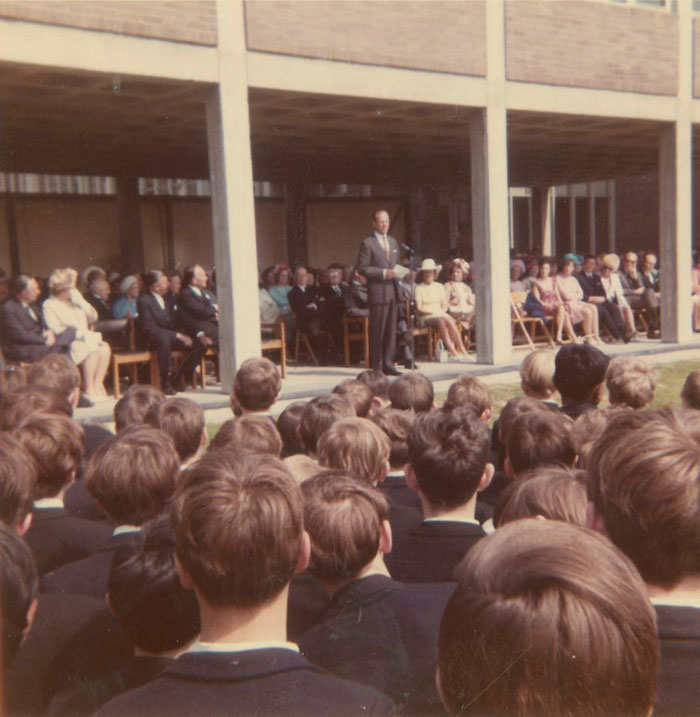 Opening of the Christison Hall