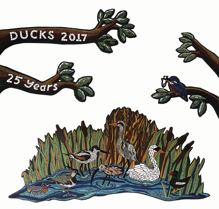 DUCKS 25th Anniversary