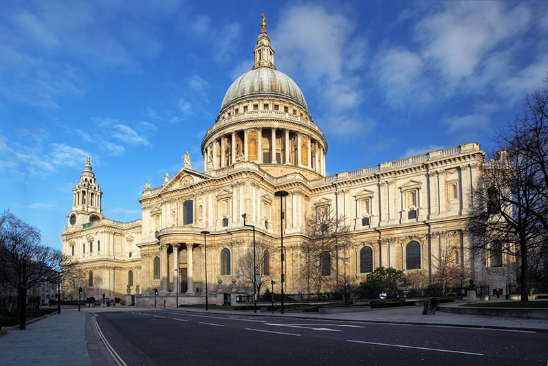 Gloriana and a Service of Thanksgiving at St Paul's Cathedral