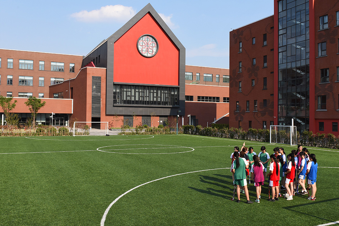 Dulwich International High School Suzhou facilities