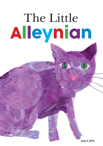 The Little Alleynian cover