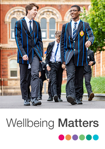 Wellbeing Matters
