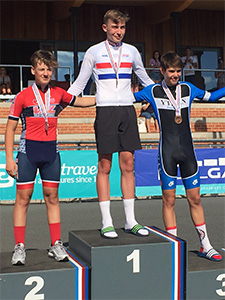 Cycling - National Track Finals