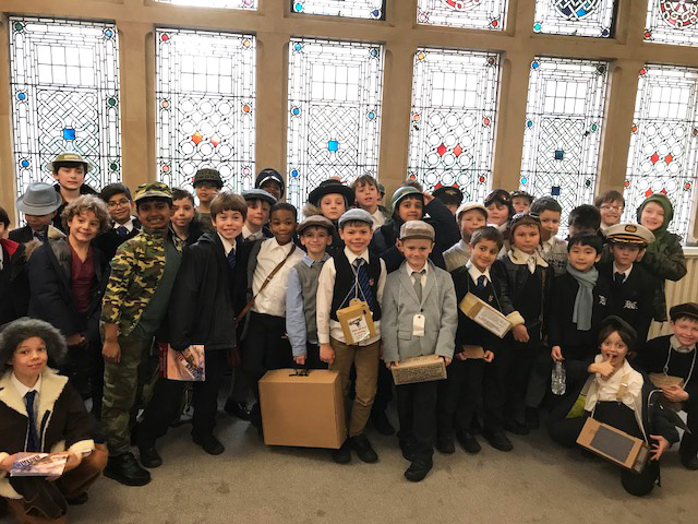 Year 3 take part in Classical Road Show concert at Cadogan Hall