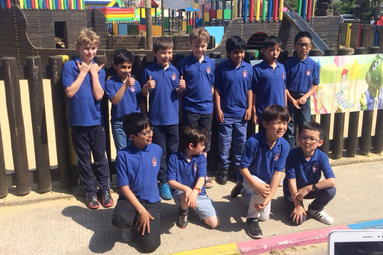 Junior School success at ESPCA chess tournament