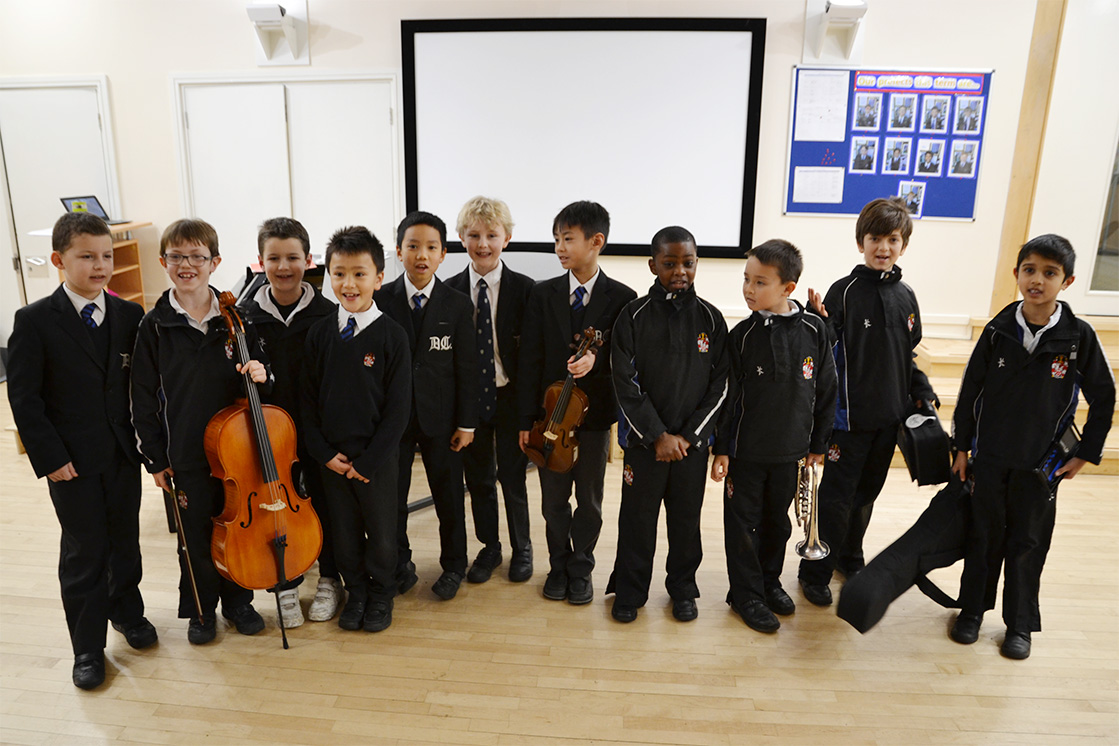 Junior School Open Concert