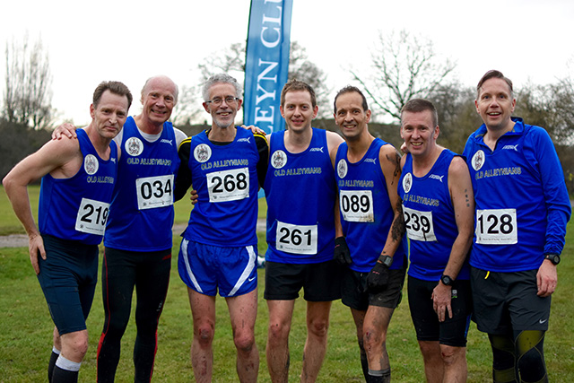 65th Thames Hare and Hounds Annual Alumni Cross Country Race