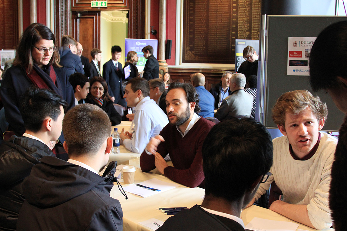 The Dulwich College Courses and Careers Convention 2018
