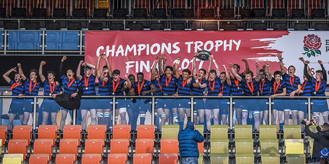 Champions Trophy Final – Victory for Dulwich