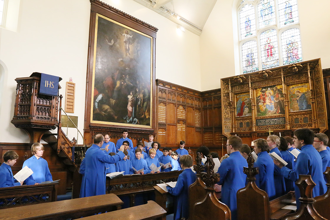 Lunchtime Concert in the Chapel