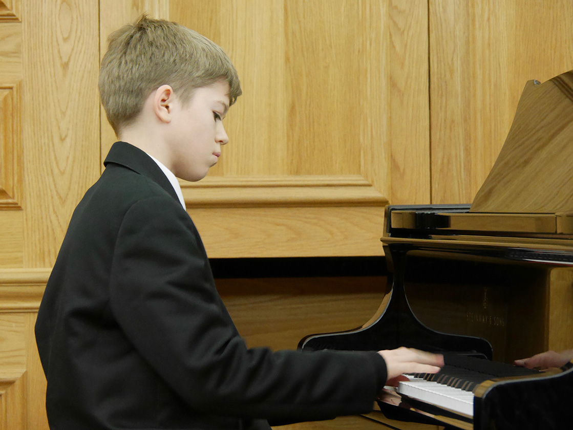 The 22nd Annual Piano Competition