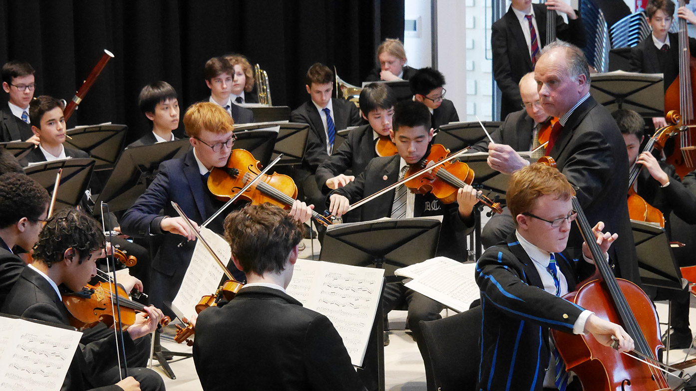 Concerto Concert in The Auditorium – Monday 19 March
