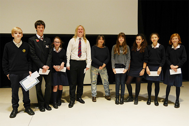 Ali Smith and Short Story Writing Competitors