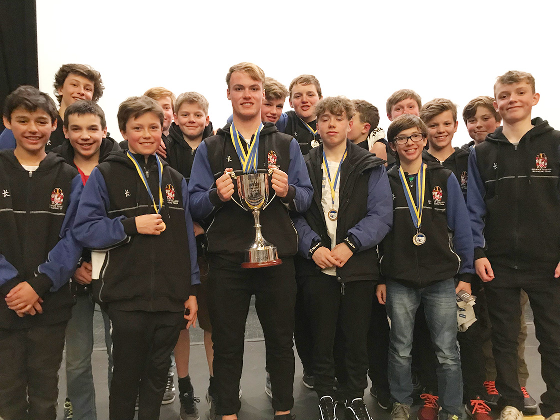 Dulwich Ski Racing Team wins silverware at British Championships