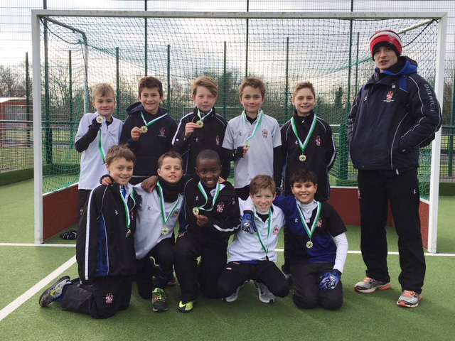 U11A Hockey team