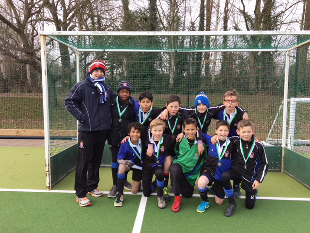 Under 11 success in London Schools Hockey Competitions
