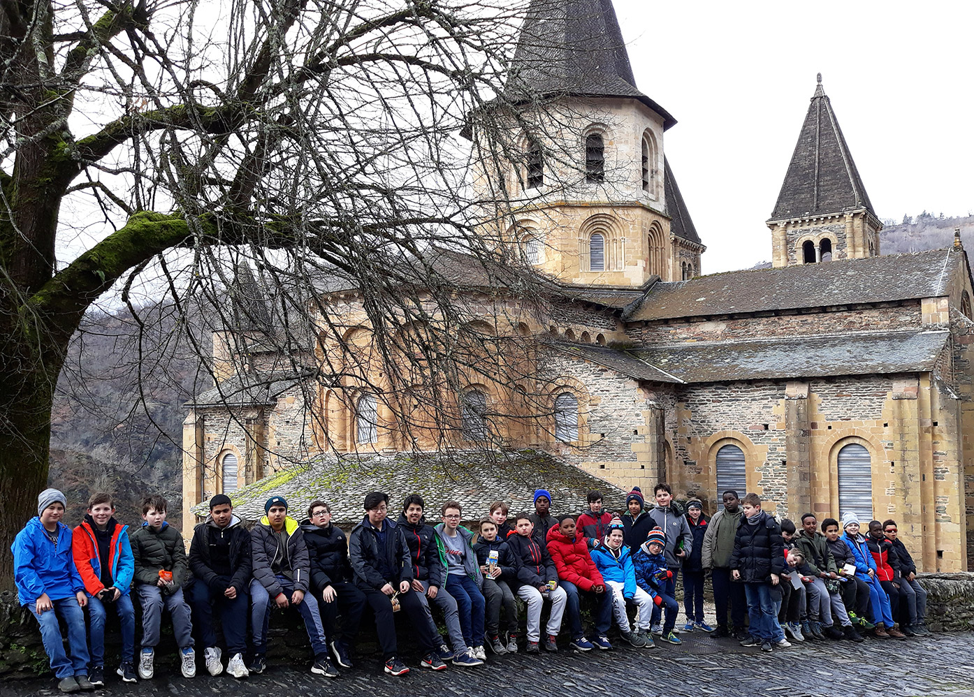 Lower School boys enjoy action-packed trip to Vic sur Cere