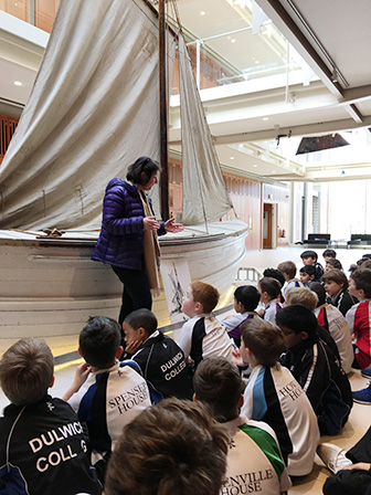 Book Week: Year 4 Learn About Ernest Shackleton
