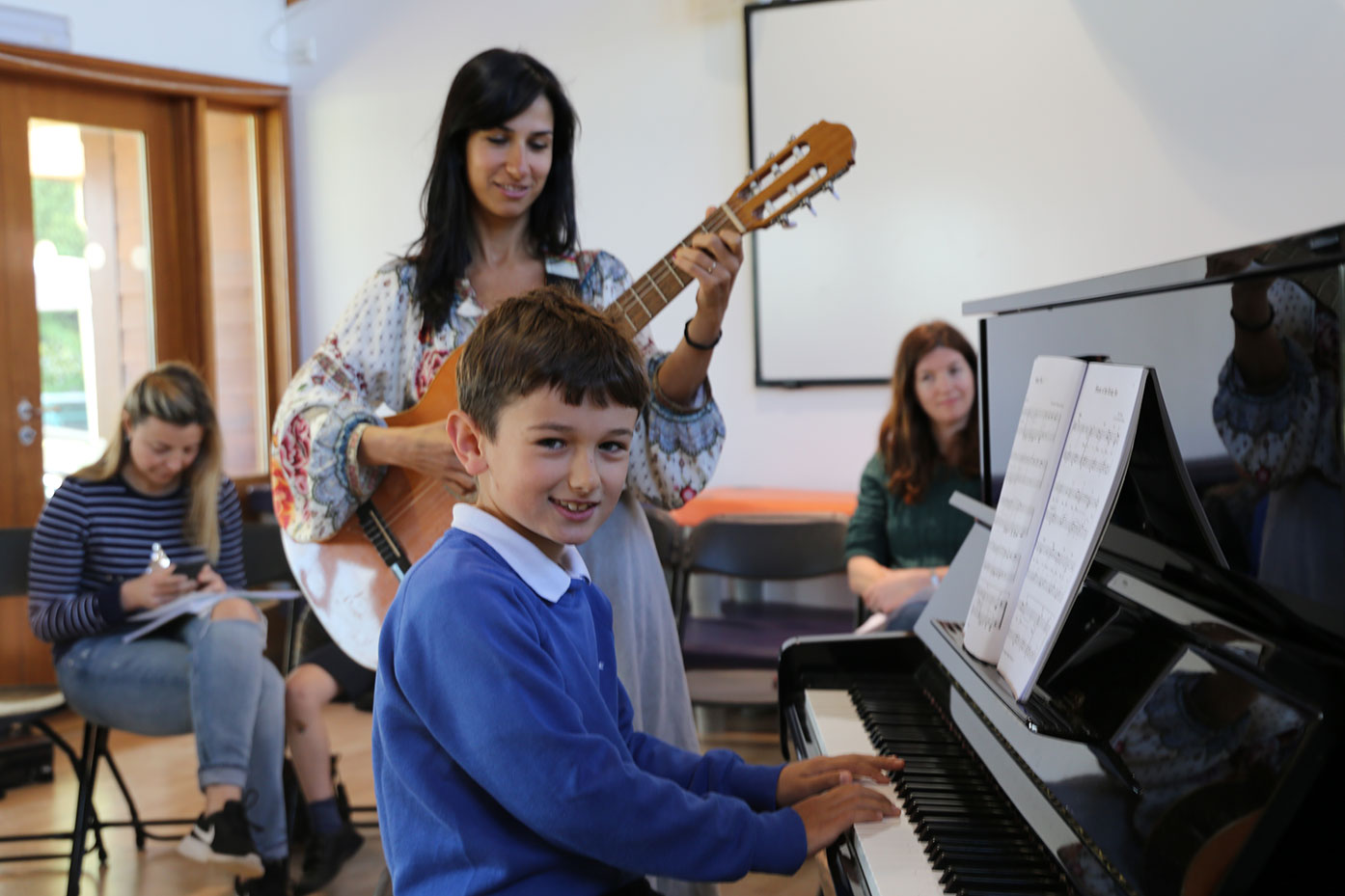 Parent/Carer and Child Duets