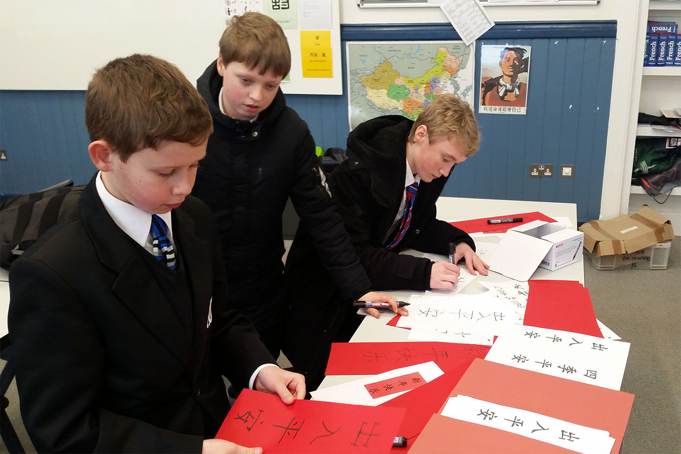Dulwich College celebrates Chinese New Year