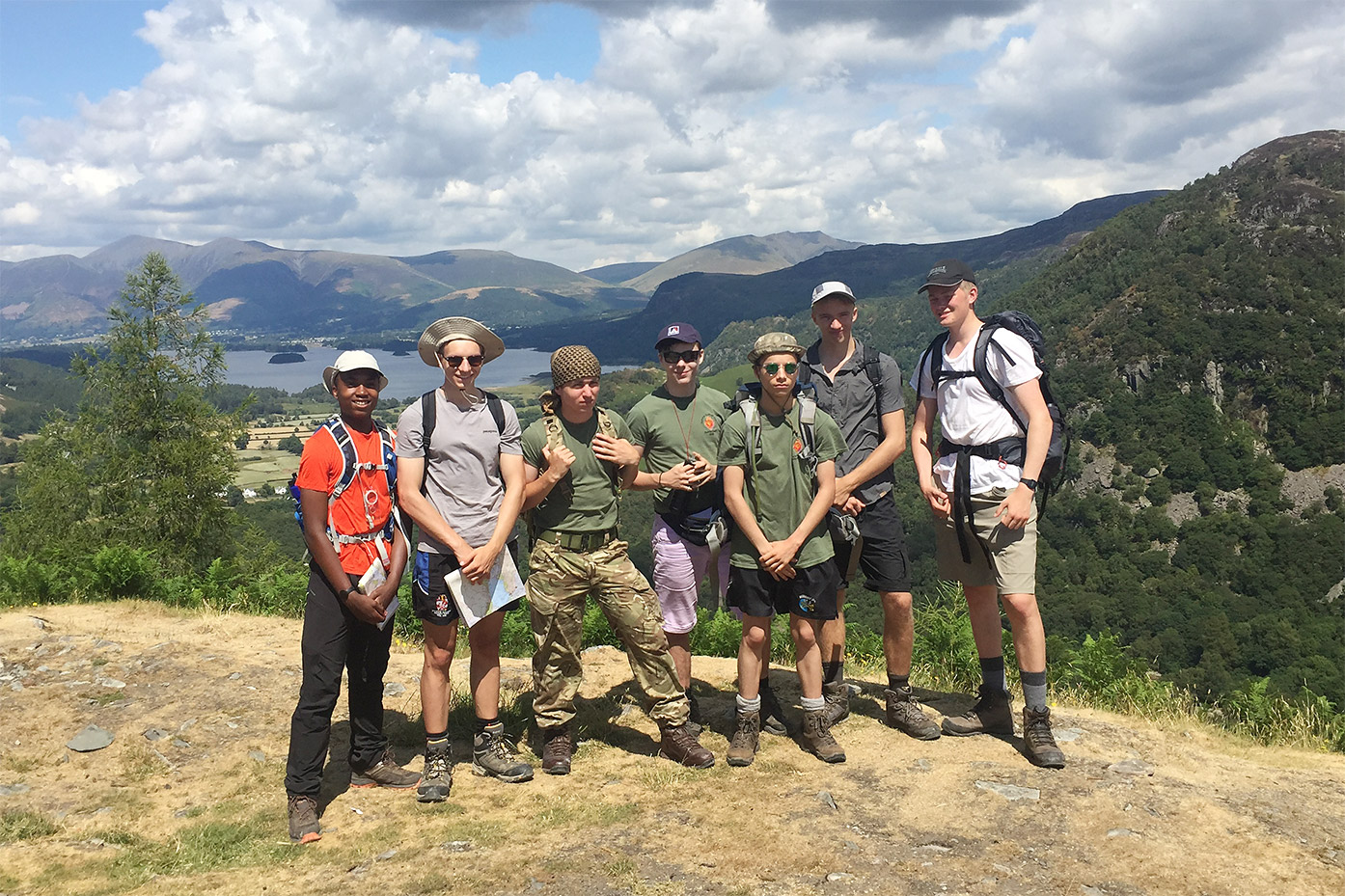 Year 12 DofE Gold Expedition to the Lake District