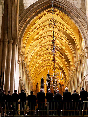 Haydn's Creation at Southwark Cathedral