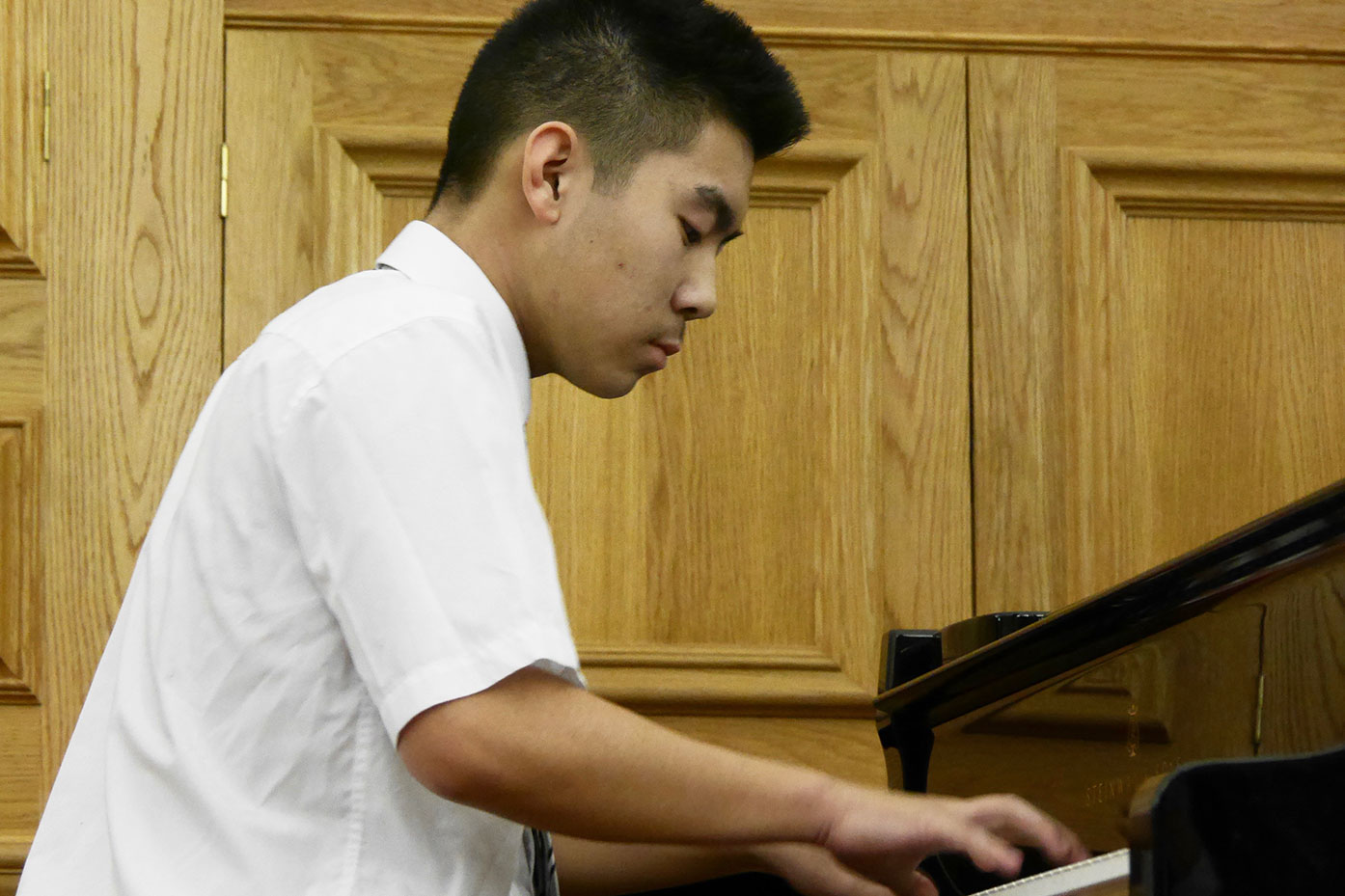 Music Scholar gains DipABRSM in Piano Performance
