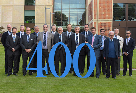 Alleyn Club celebrate Dulwich College's 400th anniversary