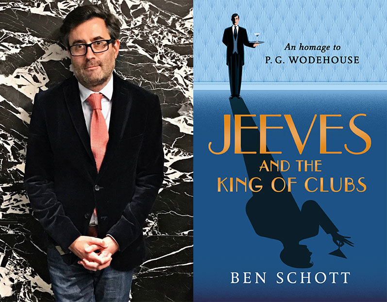 An Homage to Wodehouse: Jeeves and the King of Clubs